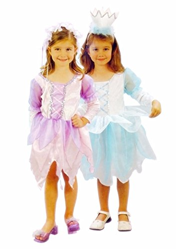 World Book Day Costumes Ideas For Girls (GUBA Little Girls' Fairy Princess Outfit Fancy Dress Costume World Book Day Toddler 2-4 Years Blue)