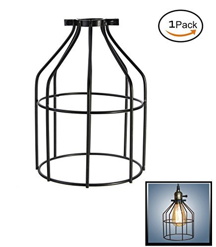 Wire Cage Light Pendant
