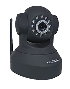 Foscam FI8918W Wireless/Wired Pan & Tilt IP/Network Camera