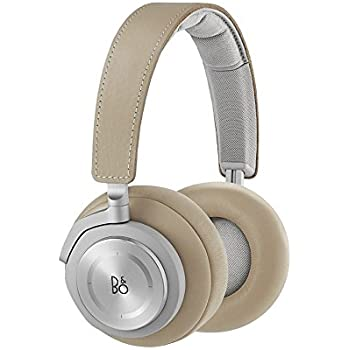 B&O PLAY by Bang & Olufsen Beoplay H7 Wireless Over-Ear Headphone, Bluetooth 4.2 (Natural)
