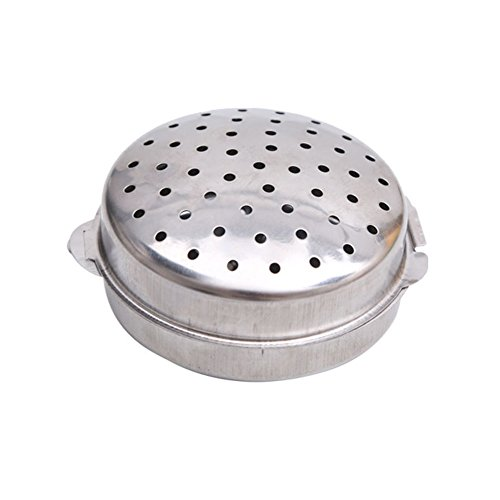 Seasoning ball Strainer Hole Infuser Soup Spice Strainer Filter (M 5.5CM)