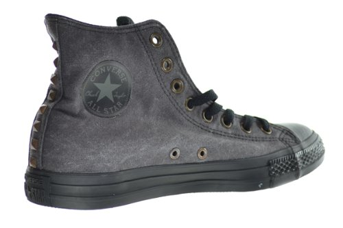 Converse Chuck Taylor Hell Stud Hi Mens Sneakers Svart 139761c