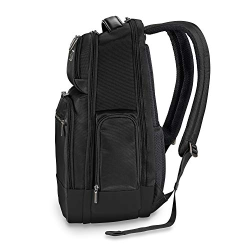 Briggs & Riley @work Medium Cargo Backpack, Black by Briggs & Riley (Image #5)
