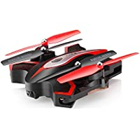Cewaal X56W 4CH Gyro Aircraft Drone Wireless Remote Control Quadcopter Helicopter A Key Return 2.4GHz UAV Camera Vedio