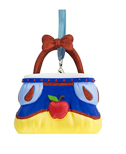 Disney Parks Snow White Handbag Purse Christmas Holiday Ornament