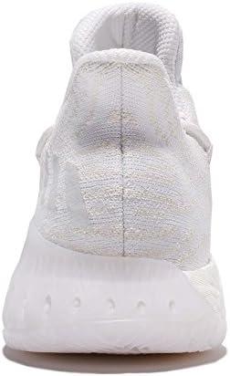 adidas Crazy Explosive Low PK Chaussures de Basketball Homme Blanc