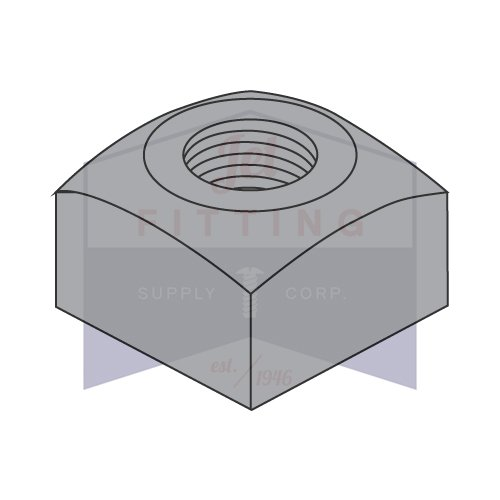 Steel 1//2-13 Heavy Square Nuts QUANTITY: 300 Plain