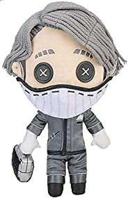 Game Identity V Aesop Carl Cosplay Pillow Plush Doll Plushie Toy Change Suit Dress Up Clothing Cute Anime