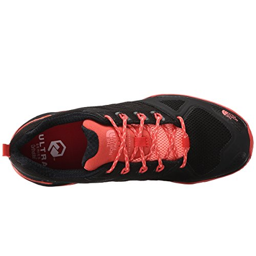 GTX Black Femme Peach Ultra Noir The North Negro Fastpack Tnf de W Chaussures Face Randonnée Neon II aqYvv64WP