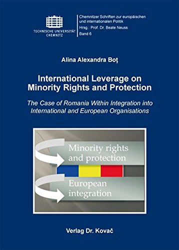 Download International Leverage on Minority Rights and Protection pdf epub