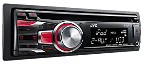 JVC KD-R521E MP3-CD Tuner (iPod-Steuerung, USB)
