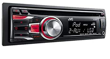 41njKzvUKZL._SX355_ jvc kd r521 car cd receiver with mp3 tuner, front usb, dual aux in jvc kd r320 wiring diagram at edmiracle.co