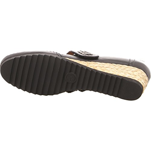 Jana Women's 8-8-24311-28 001 Court Shoes Black SjGmP1YcB
