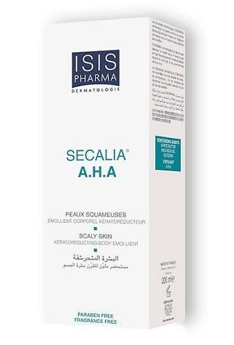 Isis Pharma Isis Pharma Secalia Aha Kerato - Reducing Body Emollient For Very Dry Skin 200 Ml by Isis