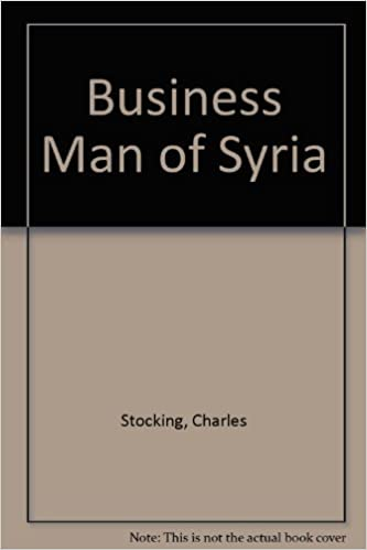 Business Man of Syria