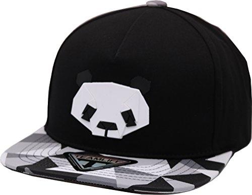 Dude Perfect Hats (sujii PAPER FOLD B-Boy Hip Hop Snapback Hat Trucker Baseball Cap/Panda &)