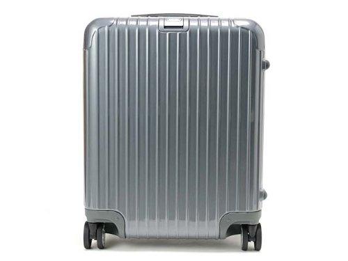 (リモワ)RIMOWAスーツケース874.56サルサデラックス/SALSADELUXEダークグレー56.5cm/52L4輪スーツケース/TSAロック付き[並行輸入品]