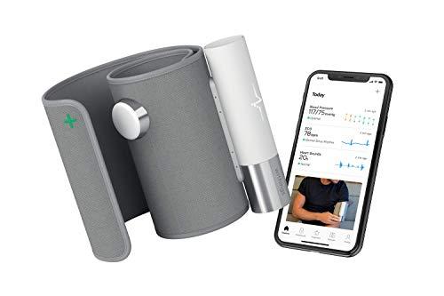 Withings BPM Core – Tensiomètre Connecté avec Électrocardiogramme et Stéthoscope Électronique