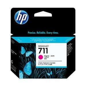 まとめ  HP HP711インクカートリッジ マゼンタ29mlX3 CZ135A 【 × 2セット 】 [簡易パッケージ品] B078FLZY4D