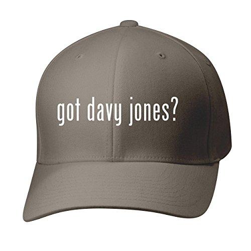 BH Cool Designs Got Davy Jones? - Baseball Hat Cap Adult, Dark Grey, (Davy Jones Hat)