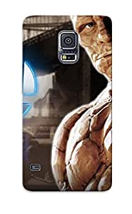 Hot Fantastic 4 The Thing First Grade Tpu Phone Case For Galaxy S5 Case Cover