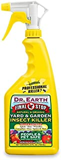 product image for Dr. Earth 24 Oz Final Stop Yard and Garden Insect Killer RTU Sold in packs of 12