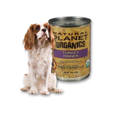 Turkey Wet Dog Food (13-oz, case of 12)
