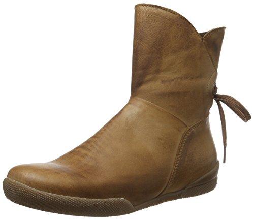 Andrea Conti 0342753, Zapatillas de Estar por Casa para Mujer Marrón - Braun (Cognac 062)