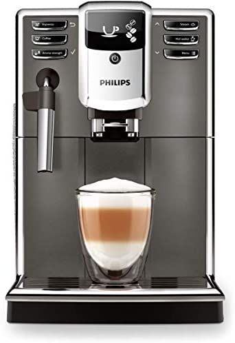 Philips Serie 5000 EP5314/10 - Cafetera Súper Automática, 3 Bebidas de Café, Pannarello Incorporado, Molinillo Ceramico: Amazon.es: Informática