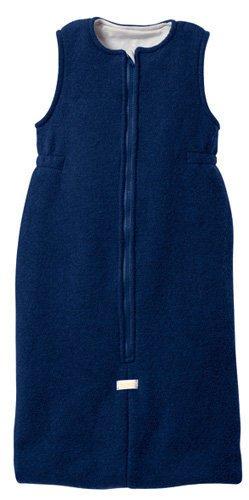 Disana Organic Boiled Wool Sleeping Bag 60 Cm (2-7M) Navy