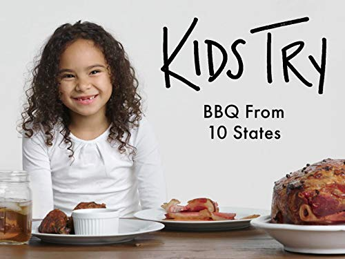 - Kids Try BBQ From 10 States
