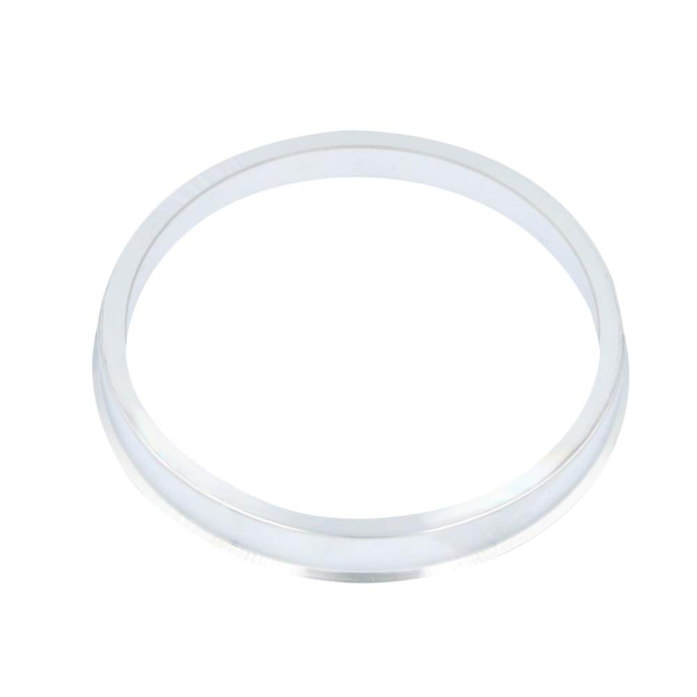 Silver Aluminum Hubrings Pack of 4 for Many Mitsubishi Mazda Kia Hyundai Gallop Domain Hubcentric Rings - Only Fits 67.1mm Vehicle Hub /& 72.6mm Wheel Centerbore - 67.1mm ID to 72.6mm OD