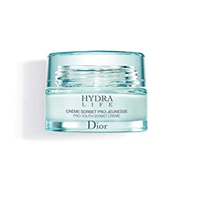 Christian Dior Hydra Life Pro-Youth Sorbet Creme for Unisex, 1.7 Ounce