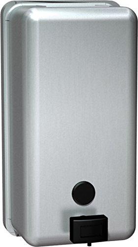 - ASI 0347 Vertical Soap Dispenser, 40 oz.