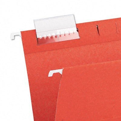 Pendaflex Earthwise Recycled Hanging File Folders, 1/5 Tab, Letter, Assorted, 20/Box