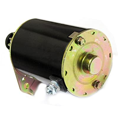 Caltric Starter for Toro 16-38G 16-38H 16-38Hxl Briggs & Stratton 16Hp 15.5Hp 2000: Automotive