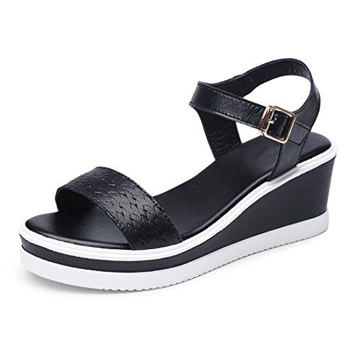 Verano de tac de Sandalias Zapatos Estudiante de 6a4wxzxq