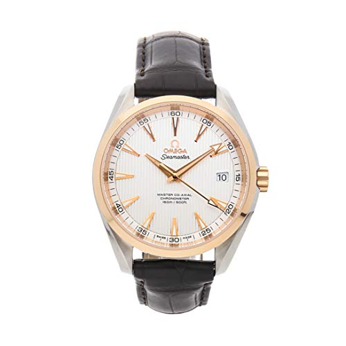 Omega Seamaster Mechanical (Automatic) Silver Dial Mens Watch 231.23.42.21.02.001 (Certified Pre-Owned)
