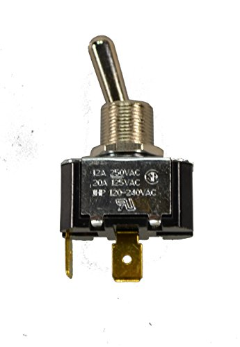 Price comparison product image Gold Metal Products 47201 Switch,  Toggle Spst