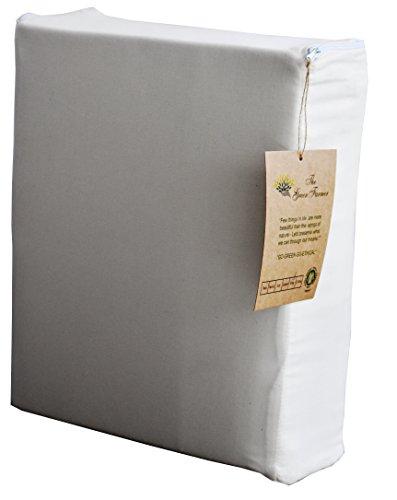 the green farmer organic cotton sheet set bedding400 thread countgots organic cotton