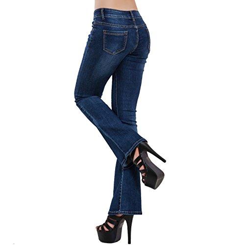 Toocool Bleu Denim Denim XS Slim Femme Jeans SrWtw0qS