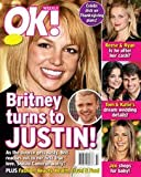 OK Weekly Magazine Britney Spears November 27, 2006 Issue (Patrick Dempsey, Kaylee DeFer, Demi Moore)