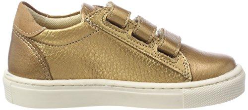 move Mädchen Sneaker Gold (Antique Gold)