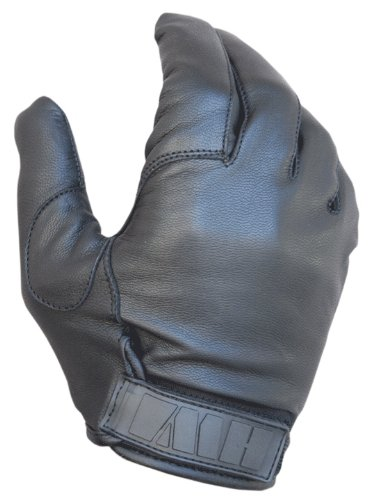 ACK, LLC HWI Gear Kevlar Lined Leather Duty Glove, XX-Large, Black by ACK, LLC (Image #1)