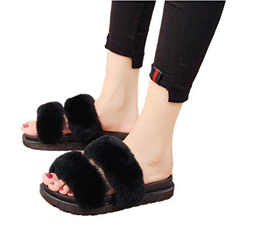 randonnée de Upxiang pour femme Chaussures Noir basses EAzzSq