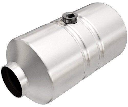 MagnaFlow 545356 Universal Catalytic Converter (CARB Compliant) by MagnaFlow Exhaust Products (Image #1)
