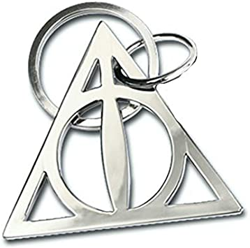 Pyramid International Harry Potter Dark Mark en Caoutchouc Porte-cl/és Multicolore 4.5/x 6/cm