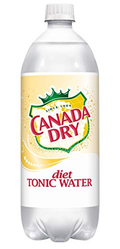 Diet Canada Dry Tonic Water, 1 L bottle ()