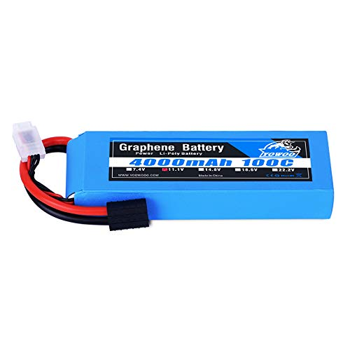 YOWOO 3S Graphene Battery 4000mAh 100C 11.1V Graphene for sale  Delivered anywhere in USA