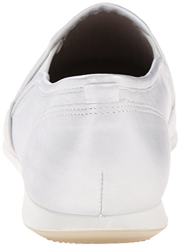 Plateado Mocasines Metallic1097 Touch Sneaker silver Ecco Mujer qwxA4fO8